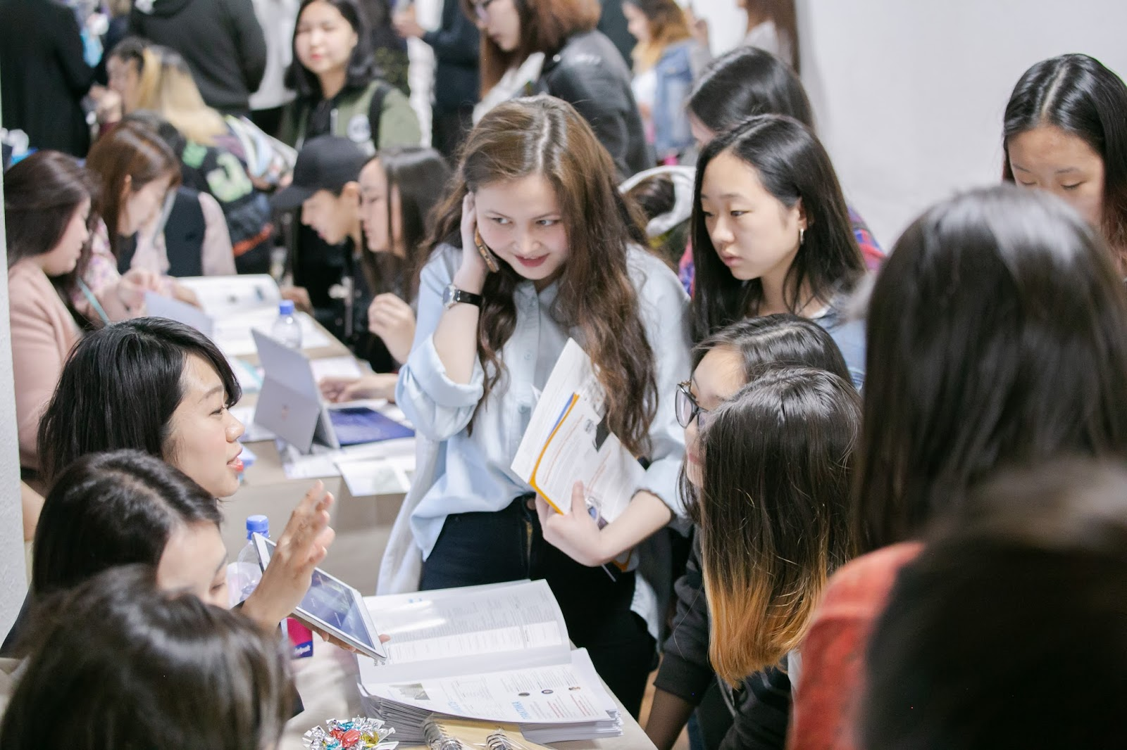 Study in Korea Fair in Kazakhstan 2018 #47 Gallery