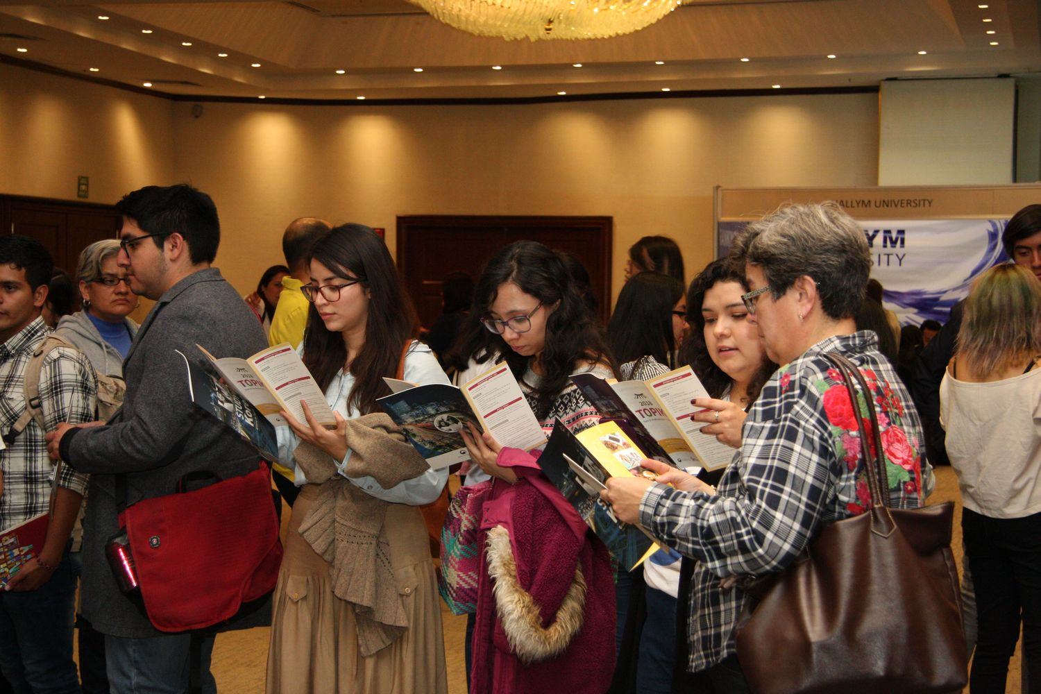 Study in Korea Fair in Mexico 2018 #37 Gallery