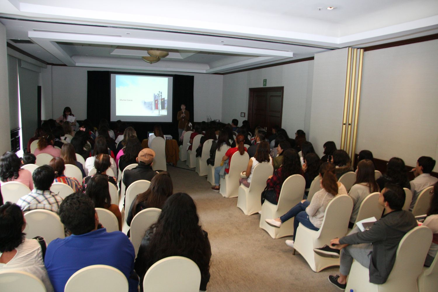 Study in Korea Fair in Mexico 2018 #41 Gallery
