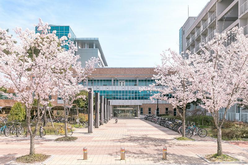 GIST Campus - source studyinkorea